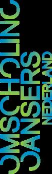 Logo Omscholingdansers (Nederlands)
